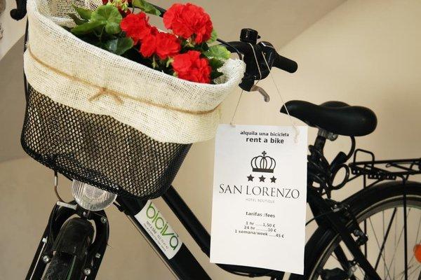 Hotel San Lorenzo Boutique - фото 11