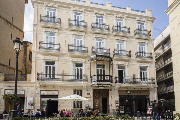 Hotel San Lorenzo Boutique - фото 22