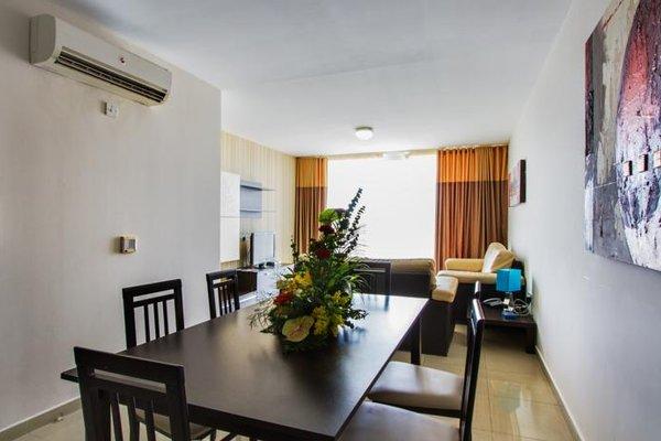 Blubay Apartments - фото 13
