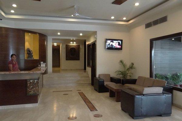 Hotel Ratnawali - A Pure Veg Hotel - фото 16