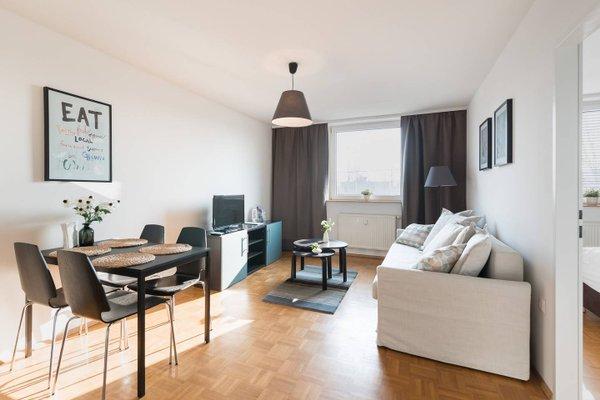 Apartments Graz operated by Hotel B&B - фото 6