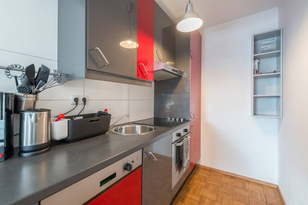 Apartments Graz operated by Hotel B&B - фото 7
