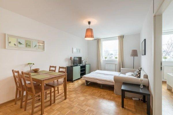 Apartments Graz operated by Hotel B&B - фото 8