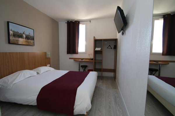 Relais Fasthotel Nimes Ouest Lunel - фото 1