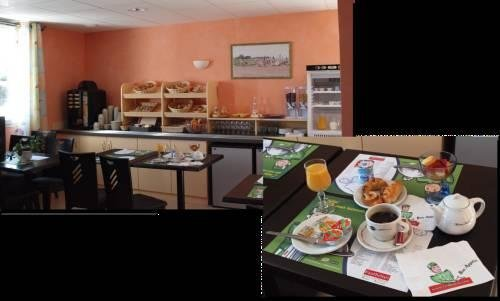 Relais Fasthotel Nimes Ouest Lunel - фото 11