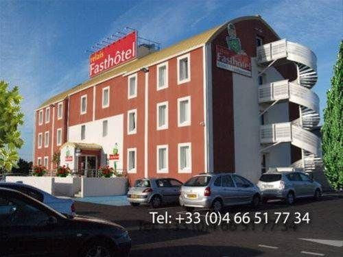 Relais Fasthotel Nimes Ouest Lunel - фото 16