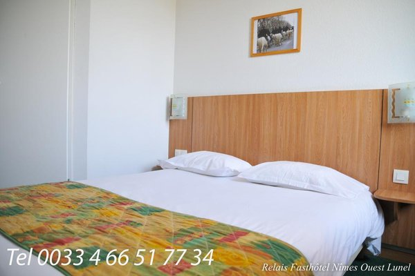 Relais Fasthotel Nimes Ouest Lunel - фото 6