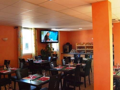 Relais Fasthotel Nimes Ouest Lunel - фото 9