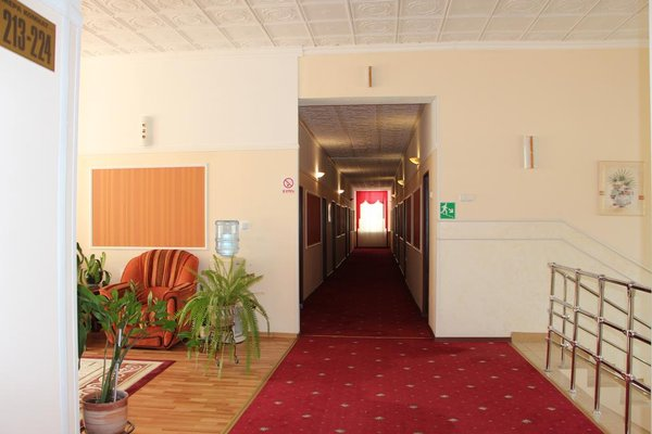 Гостиница Молодежная - фото 14