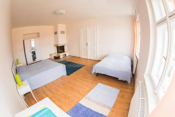 Jecna Holiday Apartments - фото 12