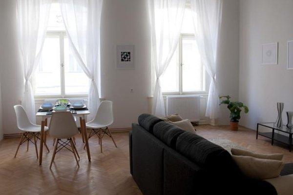 Mighty Prague Apartments Truhlarska - фото 26