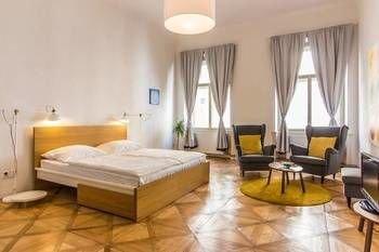 Mighty Prague Apartments Truhlarska - фото 1