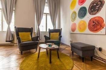 Mighty Prague Apartments Truhlarska - фото 8