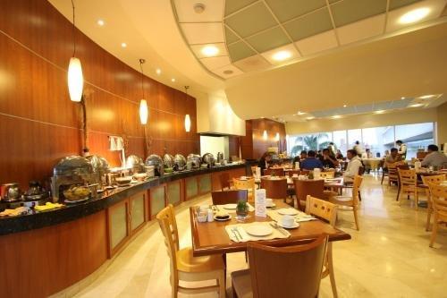 Hotel Mercury Inn - фото 11