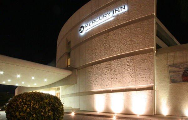 Hotel Mercury Inn - фото 12