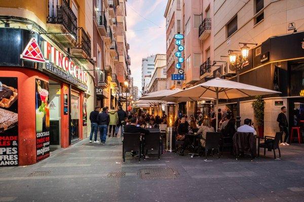 Alicante Skylights Apartments - фото 20