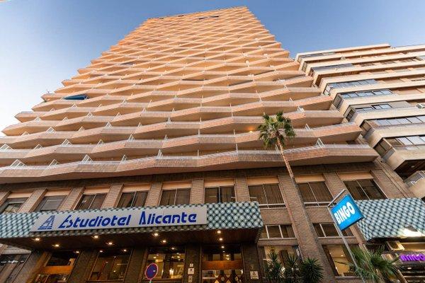 Alicante Skylights Apartments - фото 21