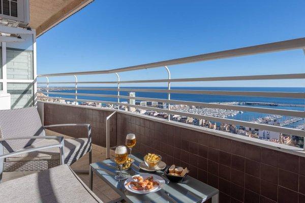 Alicante Skylights Apartments - фото 7