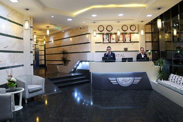 Oriental Hotel Apartments - фото 15