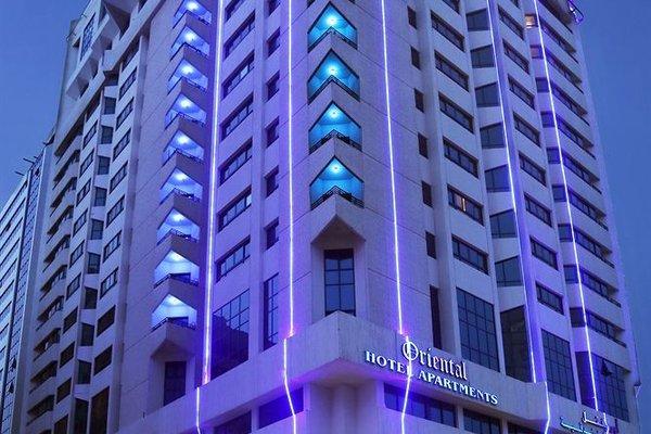 Oriental Hotel Apartments - фото 20