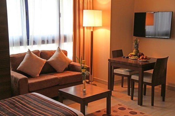 Oriental Hotel Apartments - фото 7