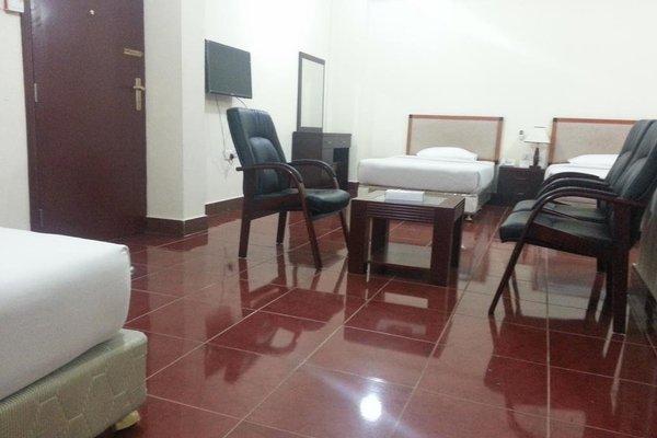 Al Rayan Hotel - фото 11
