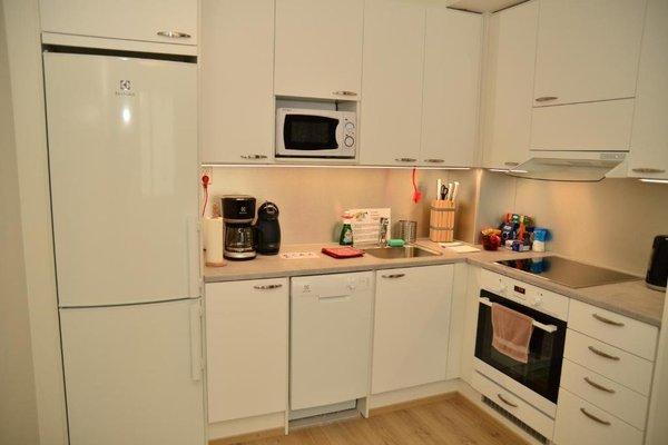 Oulu Hotelli Apartments - фото 11