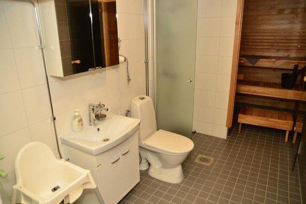 Oulu Hotelli Apartments - фото 12