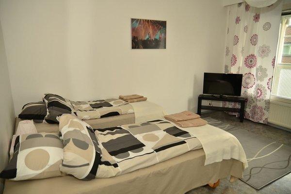 Oulu Hotelli Apartments - фото 13
