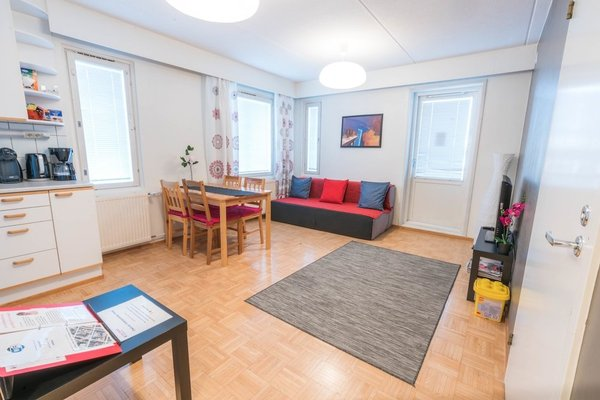 Oulu Hotelli Apartments - фото 16