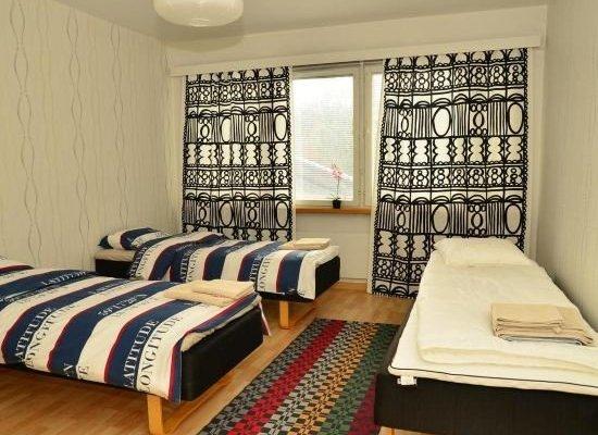 Oulu Hotelli Apartments - фото 17