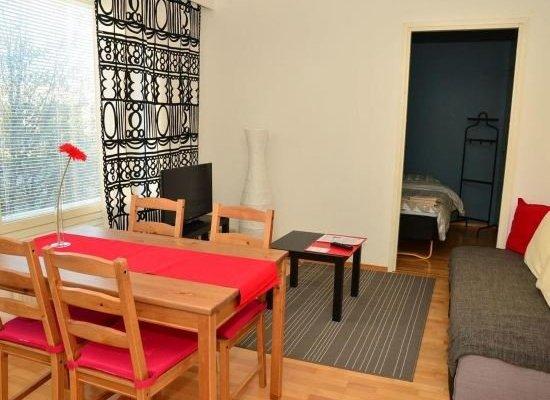 Oulu Hotelli Apartments - фото 18