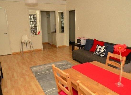 Oulu Hotelli Apartments - фото 21