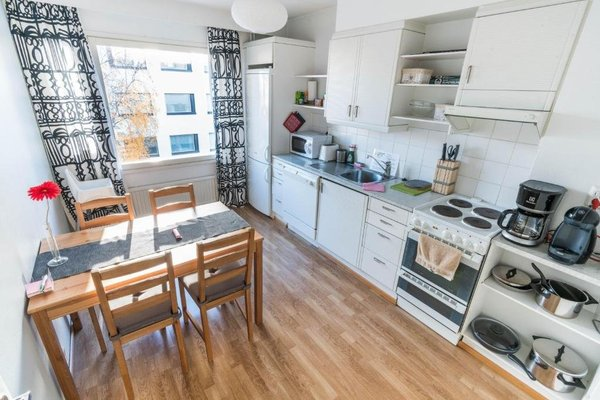 Oulu Hotelli Apartments - фото 5