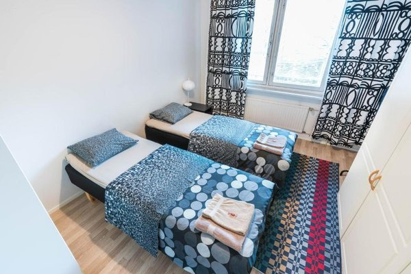 Oulu Hotelli Apartments - фото 6