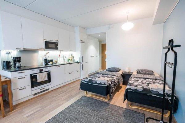 Oulu Hotelli Apartments - фото 9