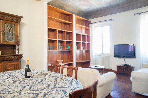 Suite 34 Orti Oricellari Florenting - фото 0
