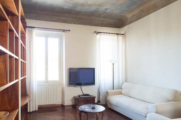 Suite 34 Orti Oricellari Florenting - фото 10