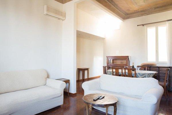 Suite 34 Orti Oricellari Florenting - фото 11