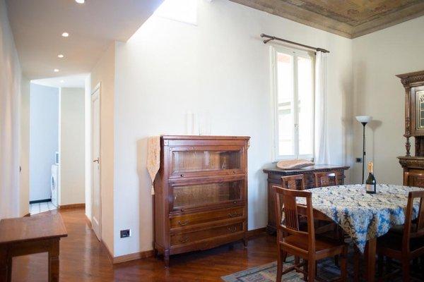 Suite 34 Orti Oricellari Florenting - фото 4