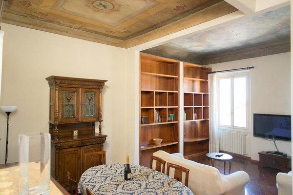Suite 34 Orti Oricellari Florenting - фото 6