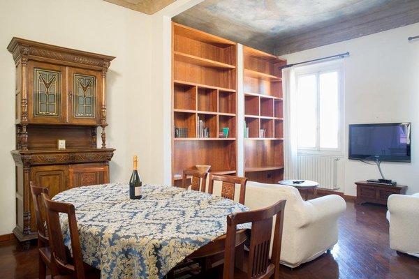 Suite 34 Orti Oricellari Florenting - фото 7