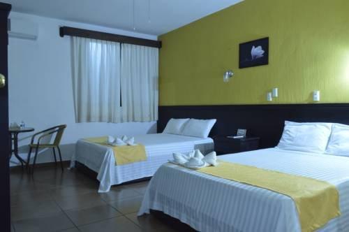 Hotel Chiapas Inn - фото 42