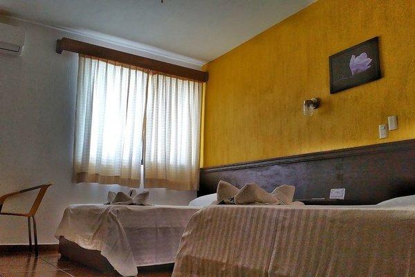 Hotel Chiapas Inn - фото 1