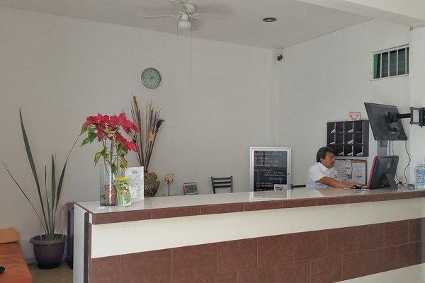 Hotel Chiapas Inn - фото 16