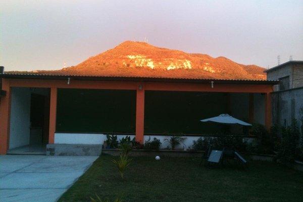 Hotel Chiapas Inn - фото 19