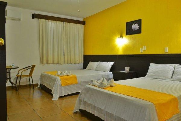Hotel Chiapas Inn - фото 2