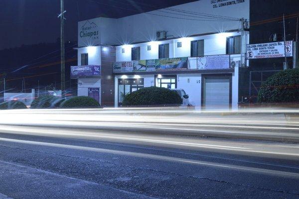 Hotel Chiapas Inn - фото 21