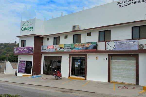 Hotel Chiapas Inn - фото 22