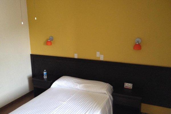 Hotel Chiapas Inn - фото 5